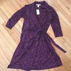 NWT Maternity Wrap Dress